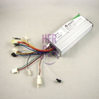 750W Brushless Motor Controller for Electric Bicycle Scooter