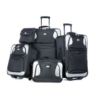 Airline Summerlin 5 Piece Expandable Luggage Set   AE 2010 5