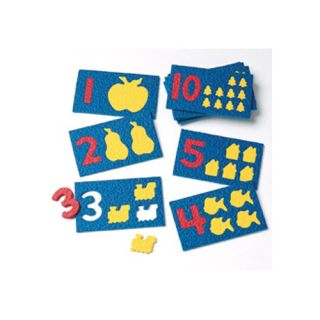 Patch Products Number Play 10/pk Ages 3 6