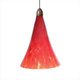 LBL Lighting Jelly 1 Light Mini Pendant