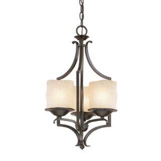 Capital Lighting Lenox 4 Light Drum Pendant   3934WG 433
