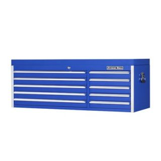 Extreme Tools 56 10 Drawer Professional Tool Chest in Blue
