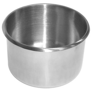 Global Jumbo Stainless Steel Cup Holder (Set of 10)   10 D4413 10