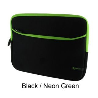 Super Bubble Neoprene Sleeve Case for 11.6 Netbook   RC UNIV 116 BK