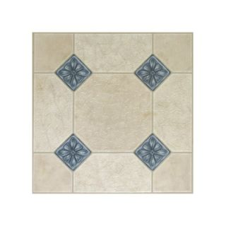 Shop Del Conca 6 X 6 Roman Stone Beige Ceramic Tile At Lowes