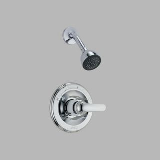 Delta Classic 13 Series Monitor Tub and Shower Trim in Chrome   1348