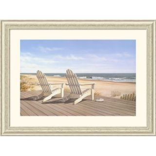 Whitewash Frame Framed Fine Art Print   30.13 x 40.38   DSW140355