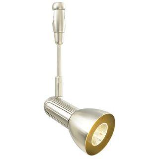 LBL Lighting Swing 6 One Light 40 Degree Spot Light in Satin Nickel
