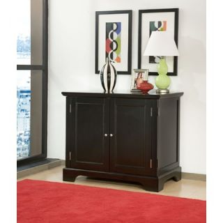 Home Styles Bedford Compact Office Cabinet   5531 19