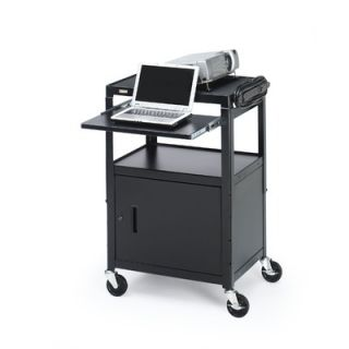 Bretford 26   42 High UL Listed Adjustable Cabinet Cart