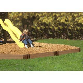 Frame It All Small Landscape Playground Border Kit   PBK 16 WGT