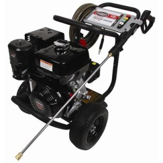 Simpson 30 Power Shot Commercial Gas Pressure Washer