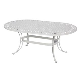 Home Styles Biscayne Oval Dining Table   5552 33