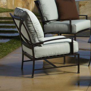 Sunset West Huntington Swivel Deep Seating Club Chair   1001 21S