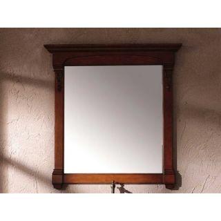 Martin Furniture Marlisa 41.5 x 39.5 Bathroom Wall Mirror