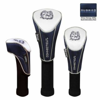 TeamEffort NCAA Head Cover (Set of 3)