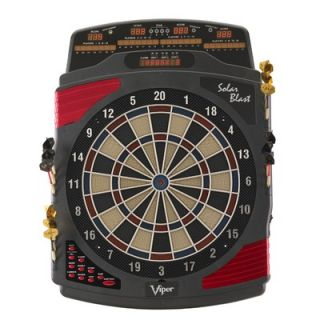 Viper Solar Blast Electronic Dart Board   42   1004
