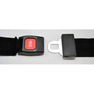 Karman Healthcare Auto Push Button 45 Wheelchair Seat Belt