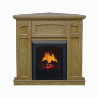 Indoor Corner Fireplaces