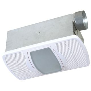 Air King Ceramic Heater with Exhaust Fan