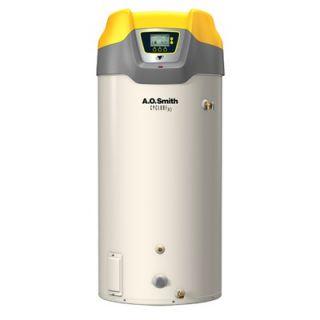 Tank Type Water Heater Nat Gas 60 Gal Cyclone Xi Input High Efficiency