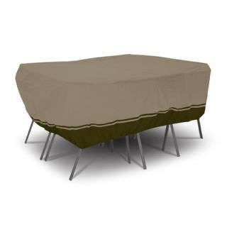 Villa Rectangular Or Oval Dining Set Cover   55 02 033801 00