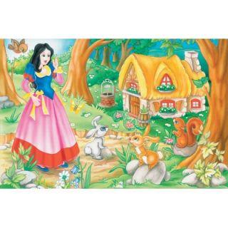 Cobble Hill Puzzle Company Snow White   60 Piece Kids Puzzle