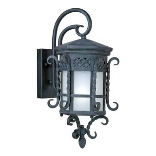 One Outdoor Wall Lantern in Winchester   Energy Star   9795 68