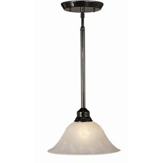Progress Lighting 1 Light Stem Hang Mini Pendant   P5160 09