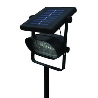 Creative Motion 6 Light Solar Spot Light