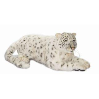 Hansa Large Siberian Snow Leopard Stuffed Animal