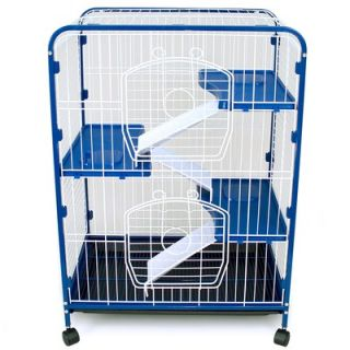Ware Mfg Home Sweet Home 4 Level Small Animal Cage
