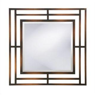 Howard Elliott Chateau Mirror in White