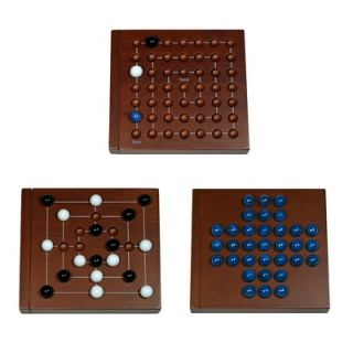 Wood Expressions Three Game Pack