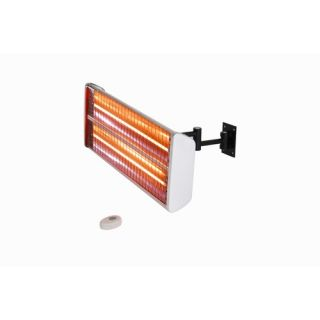 Wallmount/Hanging Dual Electric Patio Heater