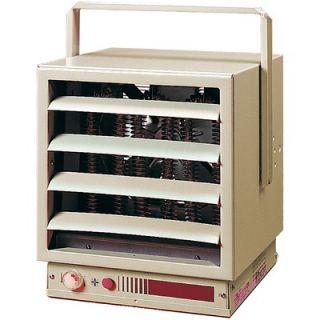 Dimplex 5/3.8 Kilowatt, 240/208 Volt, 1 Phase Industrial Unit Heater