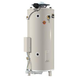 Tank Type Water Heater Nat Gas 100 Gal Master Fit 250,000 BTU Input
