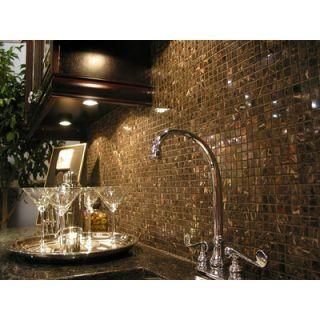 American Lighting LLC LED Mini Recessed Down Light in Brushed Steel