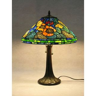 Warehouse of Tiffany Water Lily Table Lamp