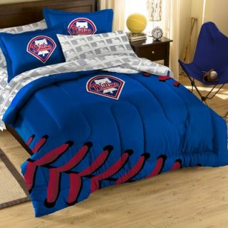 Northwest Co. MLB Philadelphia Phillies Full Bed in a Bag