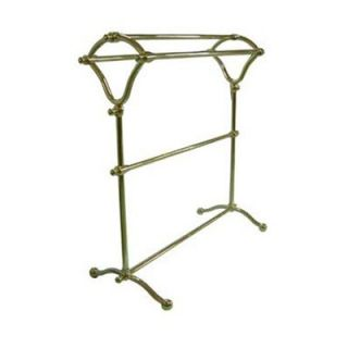 Elements of Design Vintage Pedestal Y Type Towel Rack