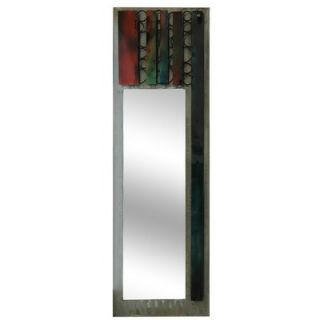 Crestview Metal Wall Mirror   CVMRC004