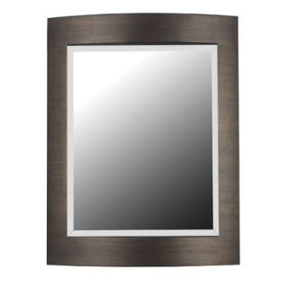 Kenroy Home Folsom Wall Mirror in Brushed Bronze