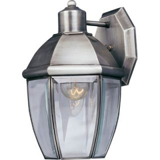 Maxim Lighting South Park Outdoor Wall Lantern   4005CLBP