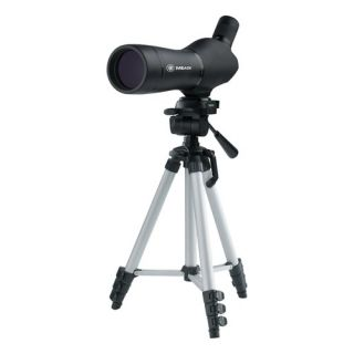 20 60 x 60 Spotting Scope with Waterproof Molded Carry Case and Tripod