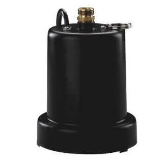 Wayne Water Systems 1/4 HP Heavy Duty Submersible Thermoplastic