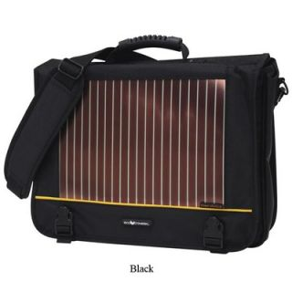 Eco Traveler 16 Solar Laptop Messenger Bag