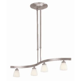 Access Lighting Sydney Adjustable Pendant with Opal Glass