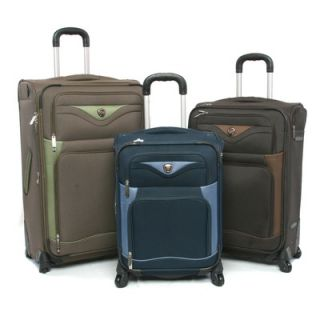 American Traveler Central Park II 3 Piece Luggage Set