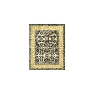 Safavieh Silk Road Black/Ivory Rug